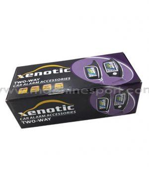 دزدگیر تصویری ماشین برند XENOTIC