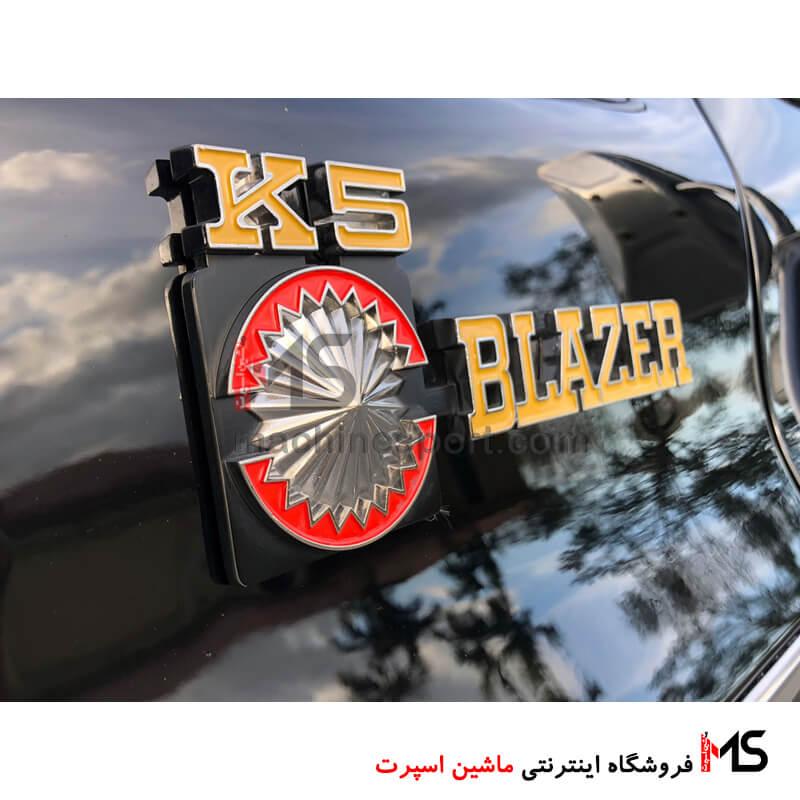 آرم شورولت بلیزر K5 BLAZER