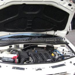 عایق درب موتور ال 90 - نمد زیر کاپوت تندر 90