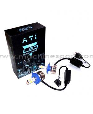 هدلایت 4 طرفه LED Headlight ATI دارای دو ماه گارانتی