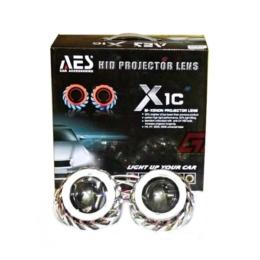 کیت لنز پروژکتور HID X 1C
