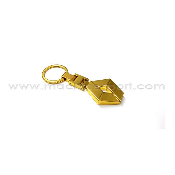 جاسوئیچی رنولت Renault طلایی رنگ
