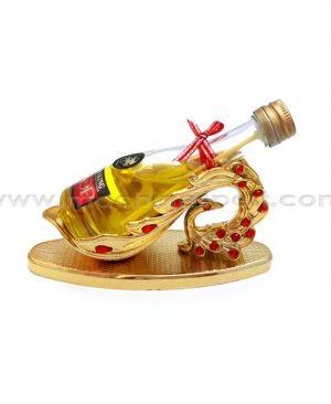 خوشبو کننده بطری VSOP طاووسی زرد