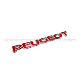 آرم فابریک پژو 206 آر سی قرمز Peugeot RC