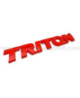 آرم نوشته میتسوبیشی تریتون TRITON L200