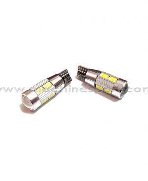 لامپ SMD تعداد 10 تایی ذره بینی پایه آریایی