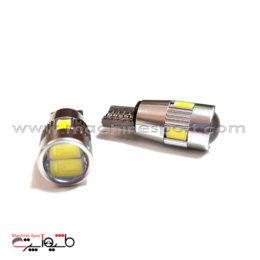 لامپ SMD تعداد 6 تایی ذره بینی پایه آریایی
