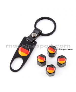 ست سر والف و جاسوئیچی پرچم آلمان Germany