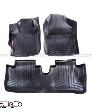 کفپوش سه بعدی سانا مناسب خودروی تویوتا یاریس