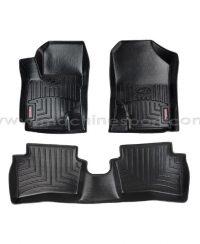 کفپوش سه بعدی سانا مناسب خودروی هیوندای i20