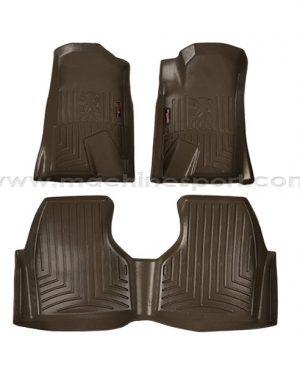 کفپوش سه بعدی سانا مناسب برای خودروی پژو 405 و پارس