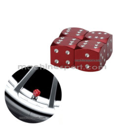 سر والف تاس مکعبی قرمز