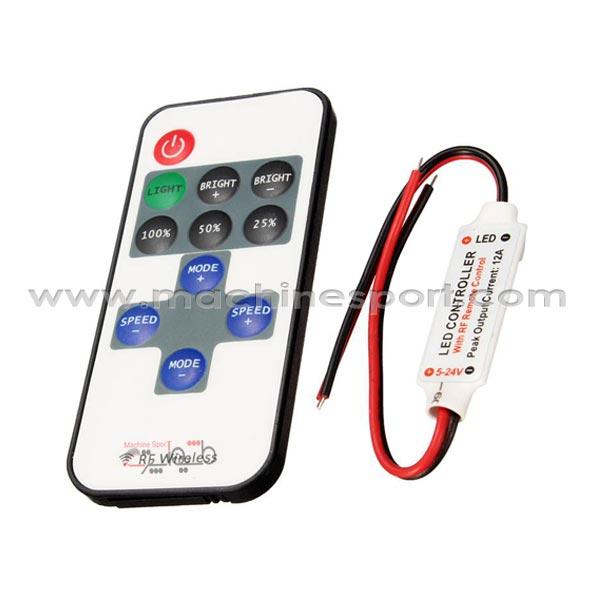 ریموت کنترل Wifi هدلایت - دی لایت - فلکسیبل - ال وایر