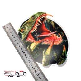 استیکر سه بعدی دایناسور