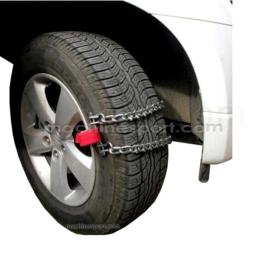 زنجیر چرخ کمربندی مناسب خودروهای شاسی بلند