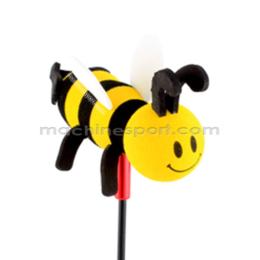 زنبور تزیینی روی آنتن ماشین