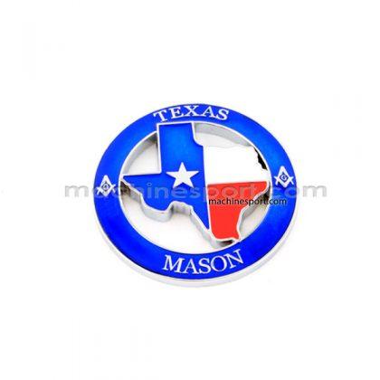 آرم شهر میسن تگزاس Texas mason