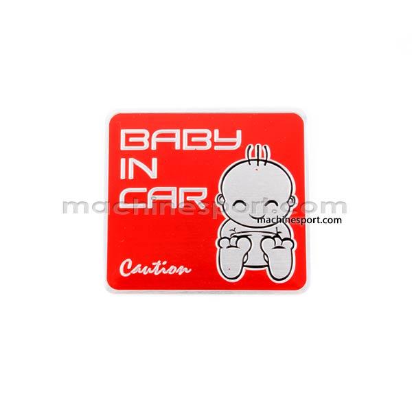 استیکر حضور کودک در ماشین Baby in car