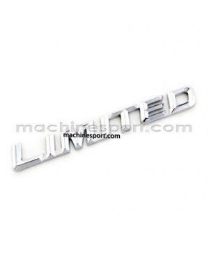 آرم نوشته لیمیتد LIMITED برای ماشینهای تیونینگ 12.3 سانت