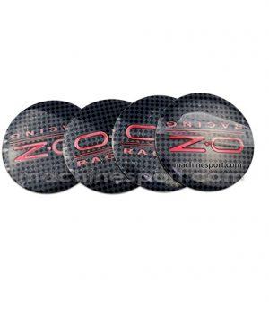 آرم کاپ رینگ اسپرت OZ Racing طرح کربن
