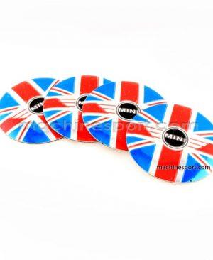 آرم رو رینگ پرچم انگلیس و لوگو مینی MINI