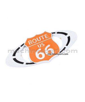 آرم جاده 66 آمریکا ROUTE 66 U.S