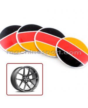 آرم کاپ رینگ اسپرت پرچم آلمان