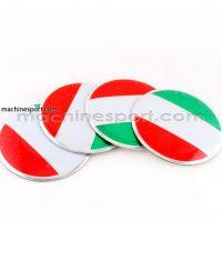 آرم کاپ رینگ اسپرت پرچم ایتالیا