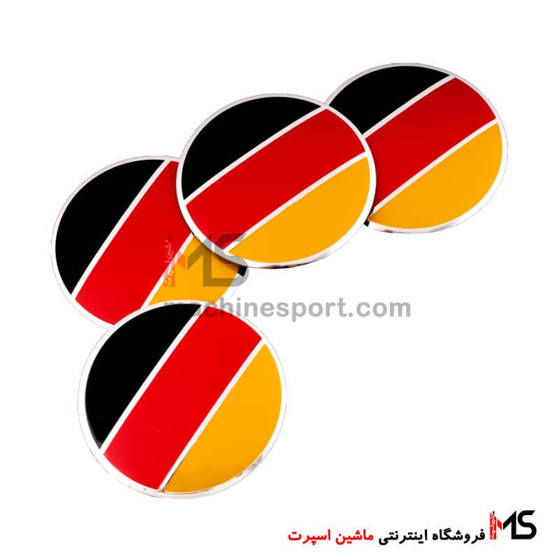 آرم کاپ رینگ پرچم آلمان
