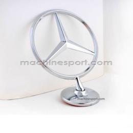 آرم ایستاده بنز پایه گرد Mercedes Benz
