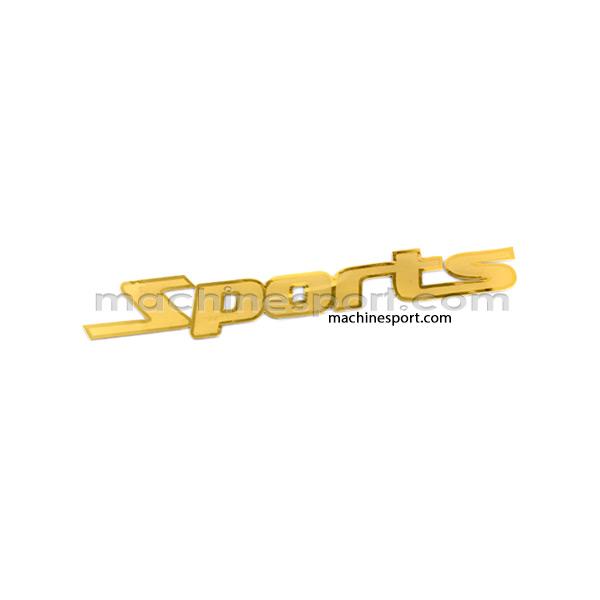 آرم اسپرت Sport لیزری تخت