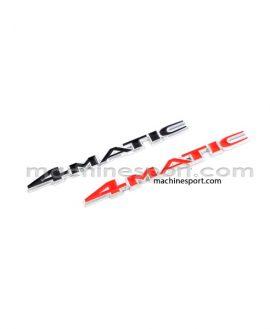 لوگو فورماتیک مرسدس بنز 4matic