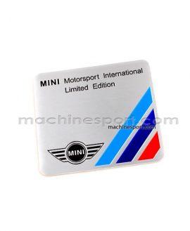 لوگو لیمیتد mini motor sport