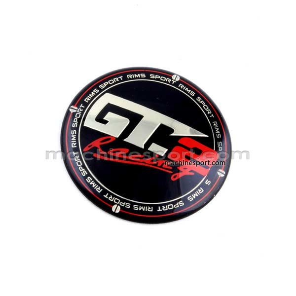 لوگو مسابقات رالی فورد GT ریسینگ