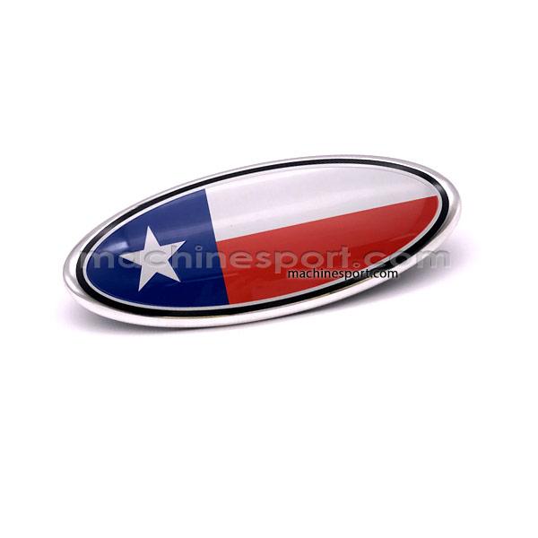 آرم جلو پنجره فور تگزاس Ford texas state