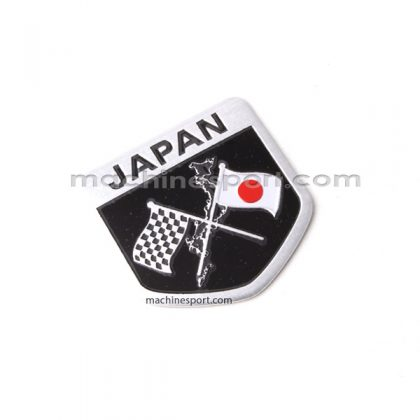 آرم پرچم ژاپن JAPAN