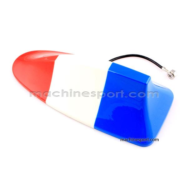 آنتن بال کوسه ای با دریافت امواج AM و FM پرچم فرانسه