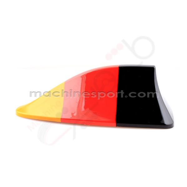 آنتن بال کوسه ای با دریافت امواج AM و FM پرچم آلمان
