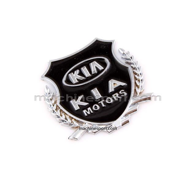 آرم خوشه دار کیا موتور KIA MOTORS
