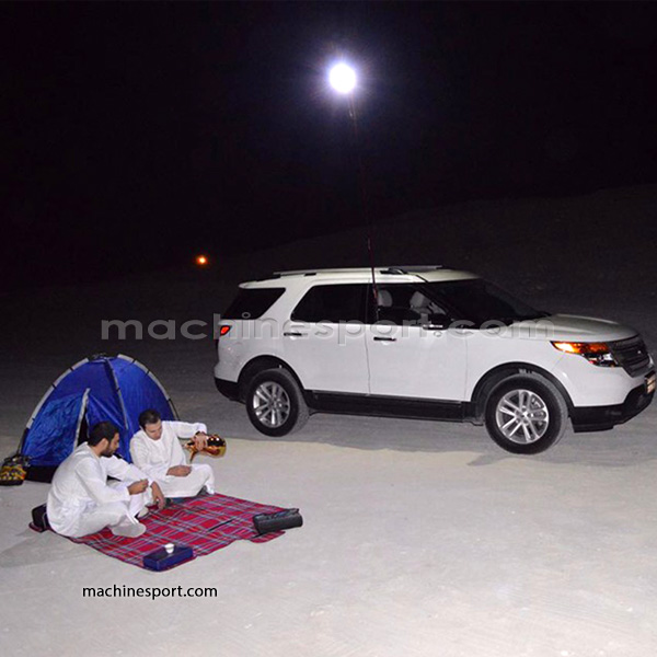 کمپینگ لایت ریموت دار 5 متری Camping Light