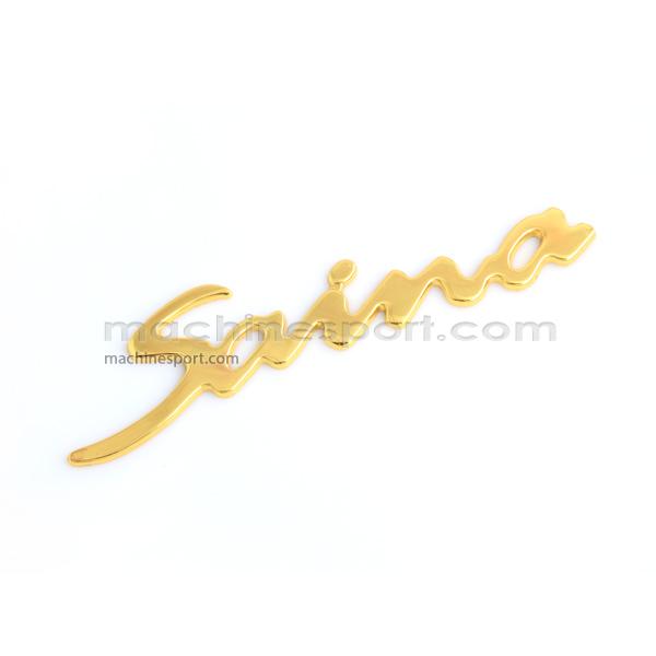 آرم ساینا saina درب صندوق طلایی