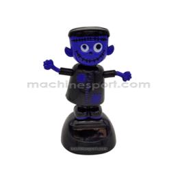 عروسک رو داشبوردی مترسک متحرک خورشیدی