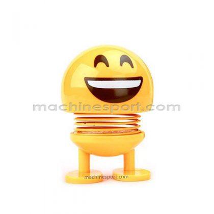 عروسک رو داشبوردی ایموجی خنده و هیجان