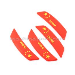 ضربه گیر درب خودرو با طرح پرچم چین