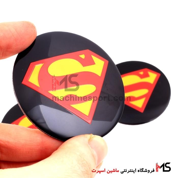 آرم وسط رینگ سوپرمن Superman