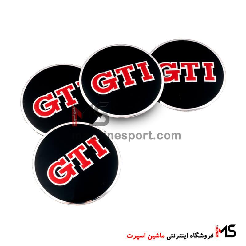 آرم کاپ رینگ طرح جی تی آی GTI