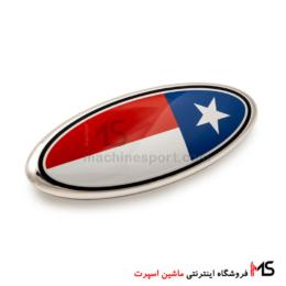 آرم پرچم ایالتی ستاره تگزاس